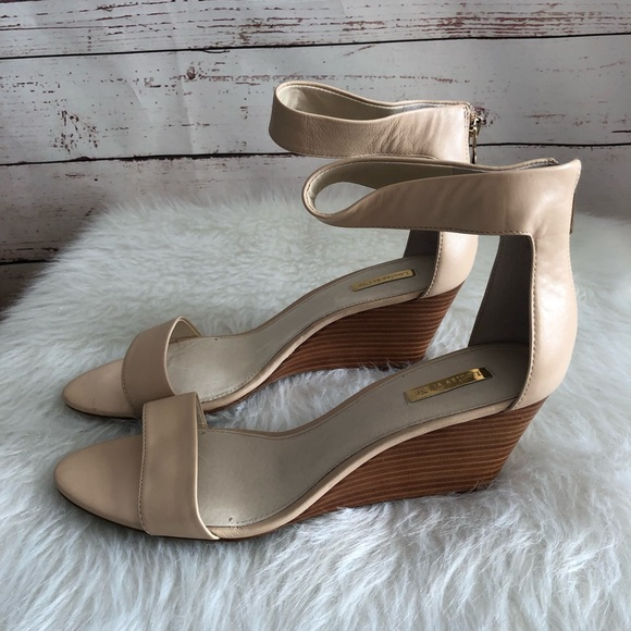 f7c9f23c0d8 Louise et Cie Wedge Sandals | Size 12